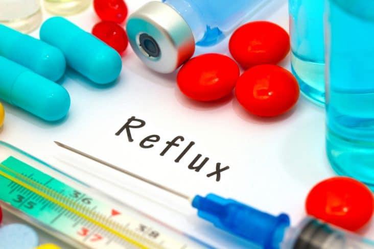 gastro-oesophageal reflux disease
